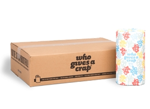 WGAC Paper Towel Box