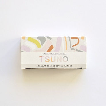 Tsuno Regular Tampons