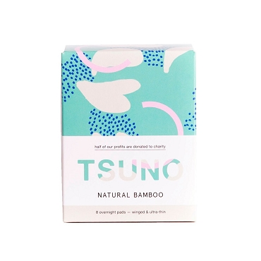 Tsuno Overnight Pads Box